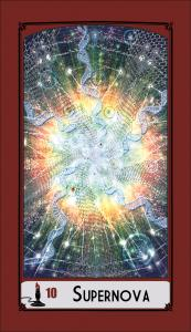 Science Tarot Wands Artist Janelle Schneider Will Be At Wonderfest UC Berkeley Sun, Nov 7th